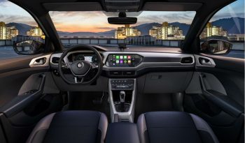 VW T-Cross Trendline MT lleno